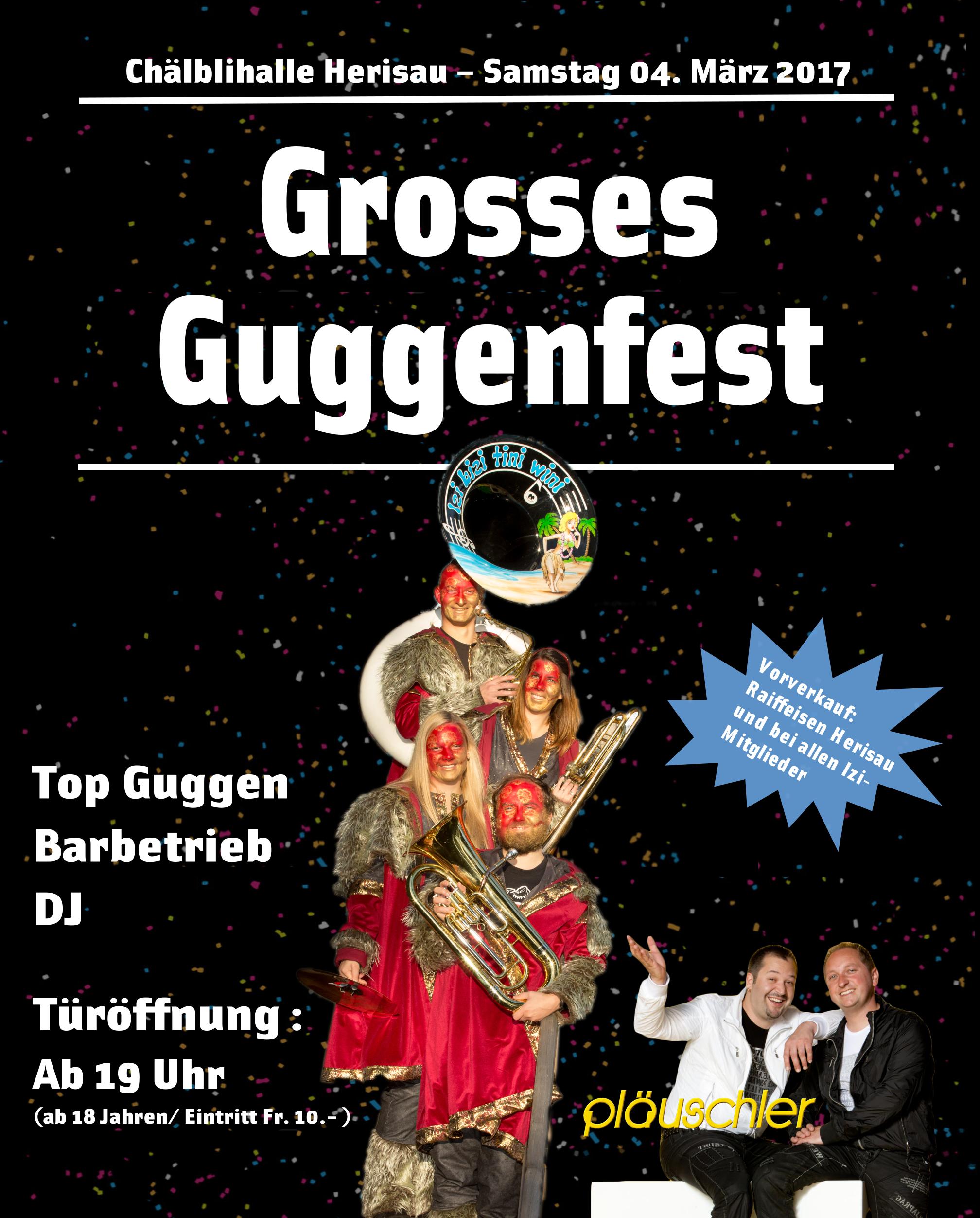 Grosses Guggefest