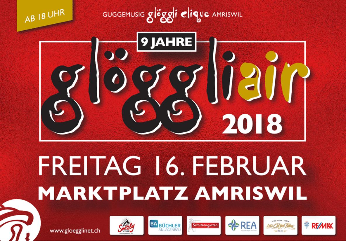 GlöggliAir 2018