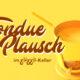 Fondue-Plausch im Glöggli-Keller
